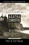 Peril at End House: Hercules Poirot Audio Mystery (Audio) - Hugh Fraser, Agatha Christie