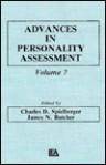 Advances in Personality Assessment: Volume 7 - Spielberge, James N. Butcher