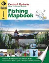 Central Ontario Fishing Mapbook (Backroad Mapbooks) - Russell Mussio, Wesley Mussio, Penny Stainton-Mussio