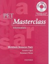 PET Masterclass-Intermediate: Workbook Resource Pack [With CDROM] - Annette Capel, Rosemary Nixon