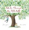 All Through The Year - Jane Godwin, Anna Walker