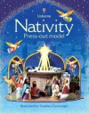Nativity Press-out Model (Usborne Press-out Models) - Iain Ashman, Stephen Cartwright