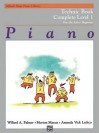 Alfred's Basic Piano Course Technic: Complete 1 (1a/1b) - Alfred Publishing Company Inc.