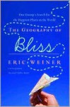 The Geography of Bliss - Eric Weiner