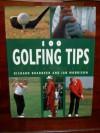 100 Golfing Tips - Richard Bradbeer, Ian Morrison