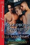 Bloodbond Prophecy (Spellbound, North Dakota Shifters #1) - Elle Saint James