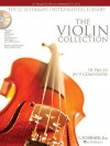The Violin Collection - Intermediate to Advanced Level: 10 Pieces by 9 Composers [With 2 CDs and Book with Just Violin Part] - G. Schirmer