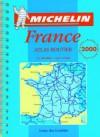 Michelin France Mini-Spiral Atlas No. 95 - Michelin Travel Publications