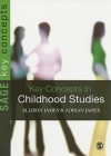 Key Concepts in Childhood Studies (SAGE Key Concepts series) - Allison James, Adrian L. James
