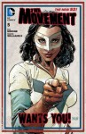 The Movement #5 - Gail Simone, Freddie E. Williams II, Chris Sotomayor, Dan Panosian