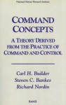 Command Concepts: A Theory Derived from the Practice of Command and Control - Carl H. Builder