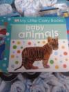 My Little Carry Book Baby Animals - Dawn Sirett
