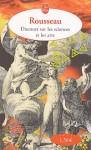 Discours Sur Les Sciences Et Les Arts - Jean-Jacques Rousseau