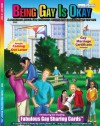 Being Gay Is Okay Coloring Book Novel - Inc., Really Big Coloring Books
