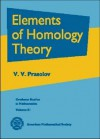 Elements of Homology Theory - V.V. Prasolov