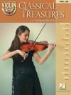 Classical Treasures: Violin Play-Along Volume 28 - Hal Leonard Publishing Company