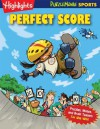 Perfect Score: PuzzleMania Sports - Highlights for Children