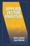 Applied Vector Analysis - Matiur Rahman, Isaac Mulolani