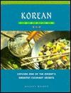Korean Cooking - Hilaire Walden