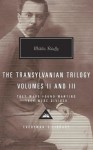 The Transylvanian Trilogy, Volumes II & III: They Were Found Wanting, They Were Divided (Everyman's Library (Alfred A. Knopf, Inc.)) - Miklós Bánffy