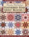 Feathered Star Quilt Blocks I - Marsha McCloskey
