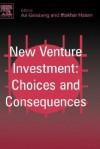 New Venture Investment H - Ari Ginsberg, Iftekhar Hasan