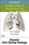 Mosby's Respiratory Care Online for Egan's Fundamentals of Respiratory Care, 10e (Access Code, Textbook and Workbook Package) - C.V. Mosby Publishing Company, James K. Stoller, Robert M. Kacmarek