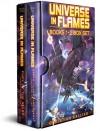 Universe in Flames Series Box Set (Books 1-2): (Books 1 & 2 : Earth Last Sanctuary & Fury to the Stars) - Christian Kallias, Christian Kallias
