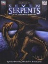 Seven Serpents D20 Sourcebook Of Dragons (Penumbra) - Richard Canning, Chris Jones
