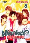 Monkey Highschool 8 [Spanish Edition] - Shouko Akira