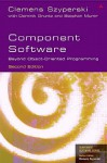 Component Software: Beyond Object-Oriented Programming (Paperback) - Clemens Szyperski
