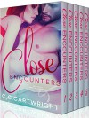 Romance: Close Encounters Boxed Set Books 1 thru 5 ( New Adult and College Series) - C.C. Cartwright, Christine Cartwright, Louisa Maggio, Valorie Clifton