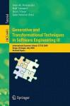 Generative and Transformational Techniques in Software Engineering III - João M. Fernandes, Ralf Lämmel, Joost Visser, João Saraiva
