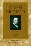 General Index: Volume 11 - David Ricardo