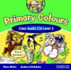 Primary Colours 2 Class Audio CD (Primary Colours) - Diana Hicks, Andrew Littlejohn