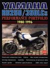 Yamaha RD250/350LCs 1980-1996 Performance Portfolio - R.M. Clarke