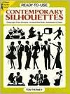 Ready-to-Use Contemporary Silhouettes - Tom Tierney