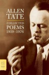 Collected Poems, 1919-1976 - Allen Tate, Christopher E.G. Benfey