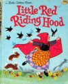 Little Red Riding Hood (A Hardee's little little golden book) - Mabel Watts