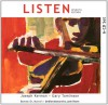 6-CD Set to Accompany Listen - Joseph Kerman, Gary Tomlinson