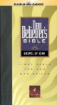 New Believer's Bible: Book of John: More Than a Carpenter Today - Greg Laurie, Stephen Baldwin
