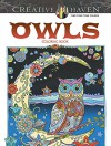Creative Haven Owls Coloring Book (Creative Haven Coloring Books) - Marjorie Sarnat