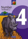 Number Textbook 2 (Year 4: Abacus) - Ruth Merttens, David Kirkby