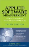 Applied Software Measurement: Global Analysis of Productivity and Quality - Capers Jones