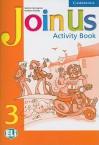 Join Us for English 3, Activity Book - Günter Gerngross, Herbert Puchta