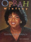 Oprah Winfrey (Jr Black) (Junior Black Americans of Achievement) - Lois P. Nicholson