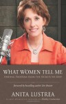 What Women Tell Me: Finding Freedom from the Secrets We Keep - Anita Lustrea