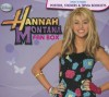 Hannah Montana Fan Box [With Poster and Trivia Booklets] - Dalmatian Press