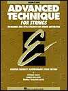 Advanced Technique for Strings: Techniques and Style Studies for String Orchestra : An Essential Elements Method : Double Bass - Michael Allen, Robert Gillespie, Pamela Tellejohn Hayes
