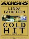 Cold Hit - Linda Fairstein, Allison Janney